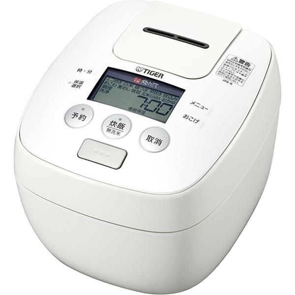 圧力IH炊飯ジャー <炊きたて> 5.5合 ホワイト JPB-R100W(FMDI006628)